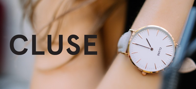 Elegant, Simple & Stylish Cluse Watches!