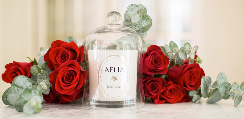Aelia Candles – Locally Made In The Southern Highlands