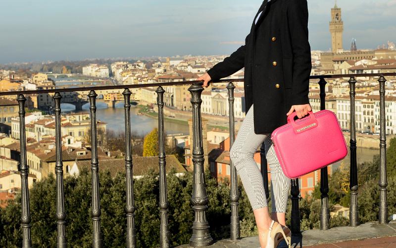 Italian Style Bombata Laptop Bags