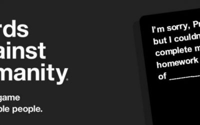 Cards Against Humanity – A Party Game For Horrible People