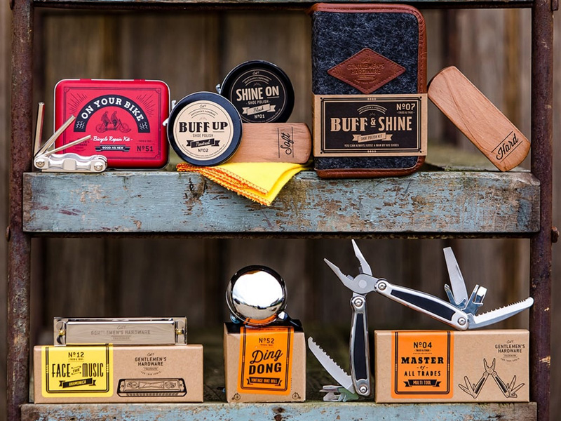 Gentlemen's Hardware – The Perfect Gift For Him