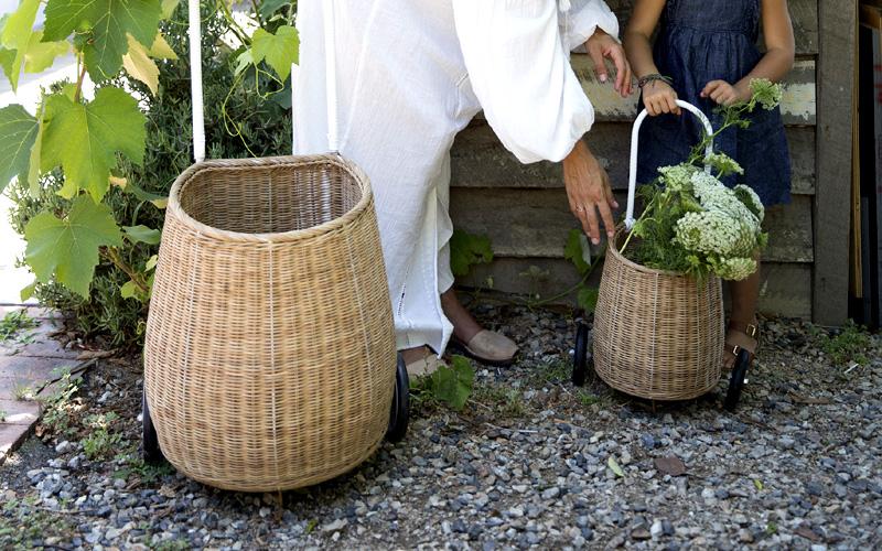 Beautiful Woven Luggy Baskets – Big & Small