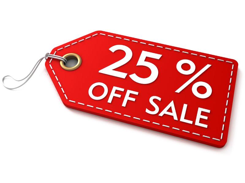 25% Off Sale Storewide – Bundanoon & Moss Vale