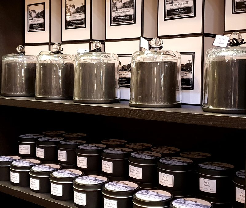 Luxurious Willowvale Road Candles