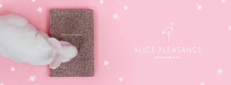 Alice Pleasance – Wonderland Stationery & Gifts