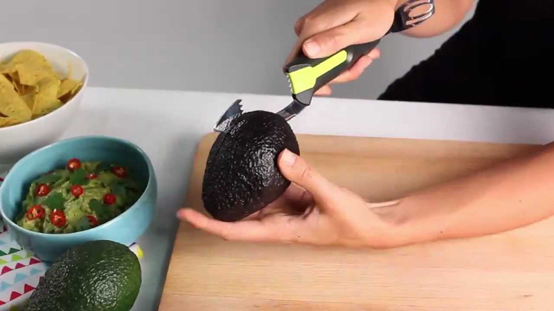 Look Out! It's The Avo Shark!