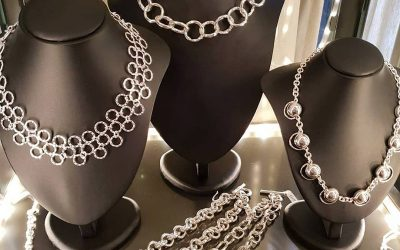 Stunning New Stirling Silver Jewellery