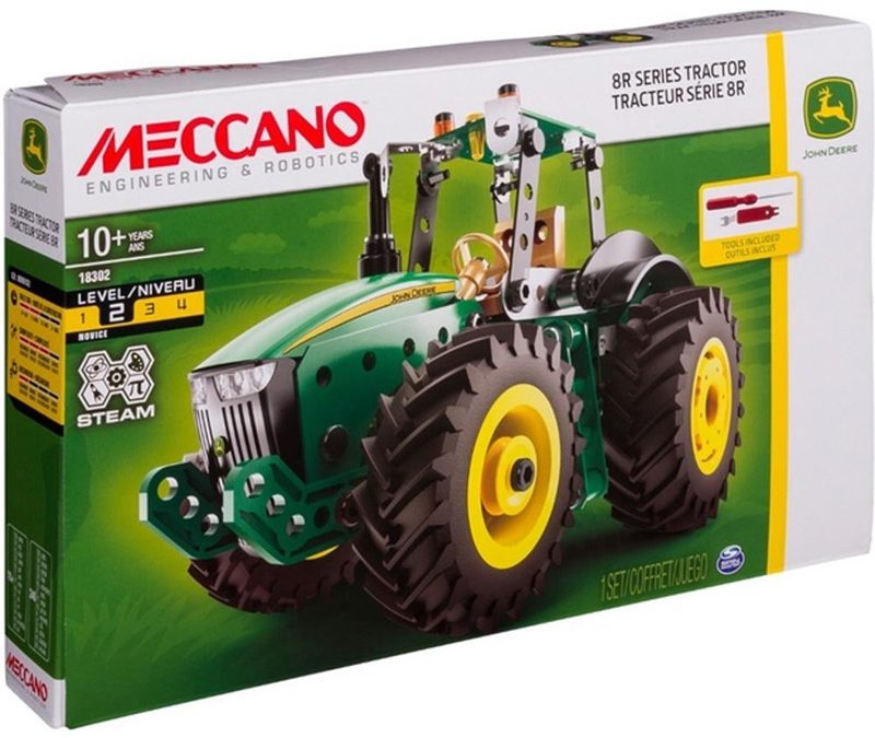 Meccano – Back In Australia & On Our Shelves!