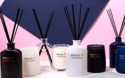 Moss Street Candles & Diffusers