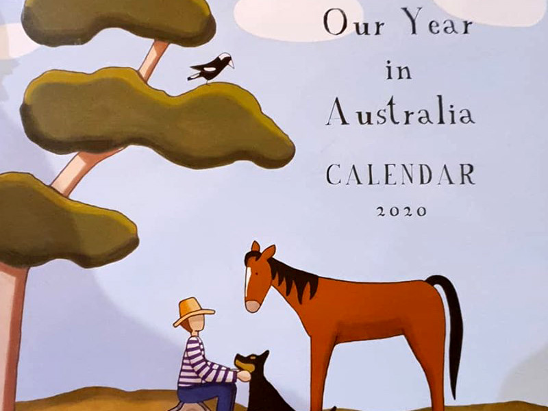 2020 Calendars Are Now In Store!