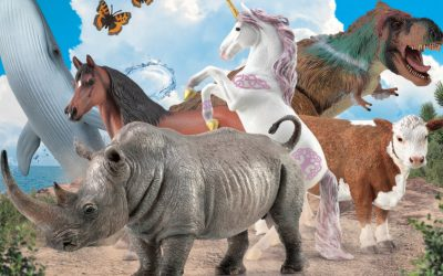 Stunning Collectible Animal Models Now Available