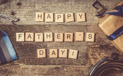 Father's Day Is Almost Here – Don't Forget Dad!