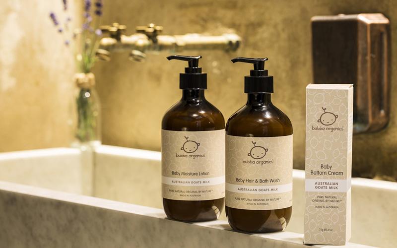 Bubba Organics – 100% Australian Baby Skincare