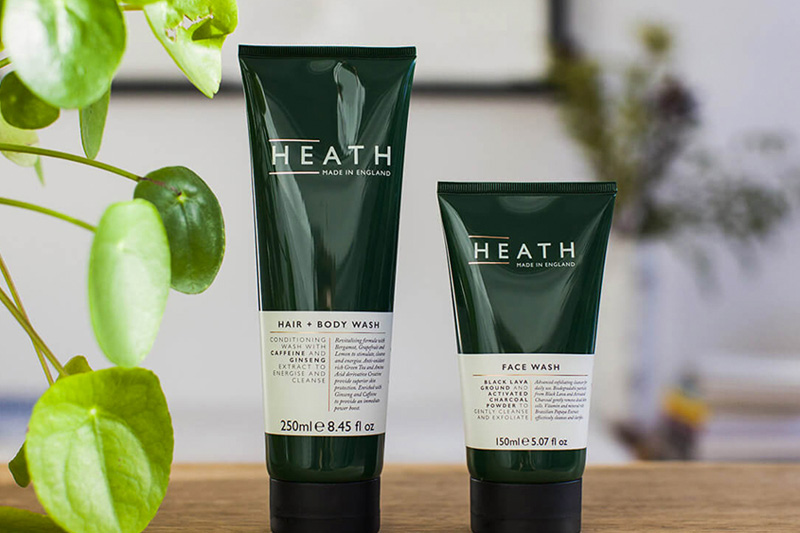 Men, Treat Your Skin Well With Heath!