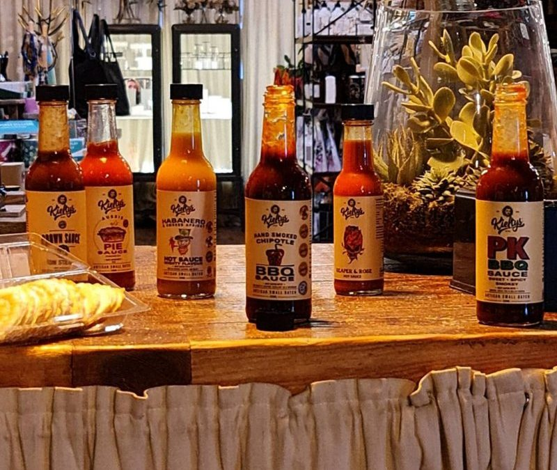 Kielty's Irish Sauces Have Joined Us