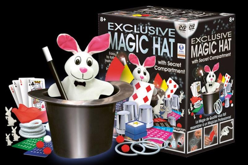 Theatrix Magic Tricks- Abracadabra!