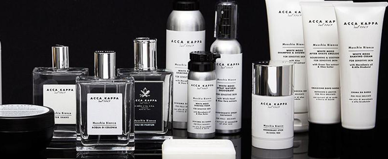 White Moss / A Unisex Fragrance By Acca Kappa