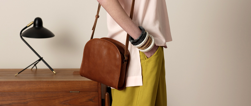 Elk Leather Comes To Nest & Burrow