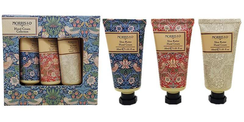 Morris & Co Strawberry Thief Hand Creams & Body Lotions
