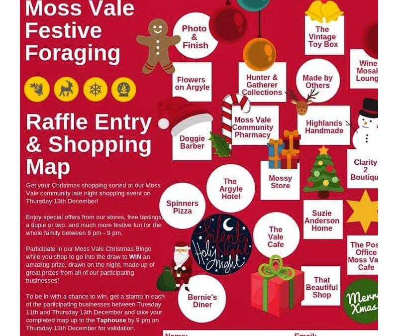 Moss Vale Festive Foraging