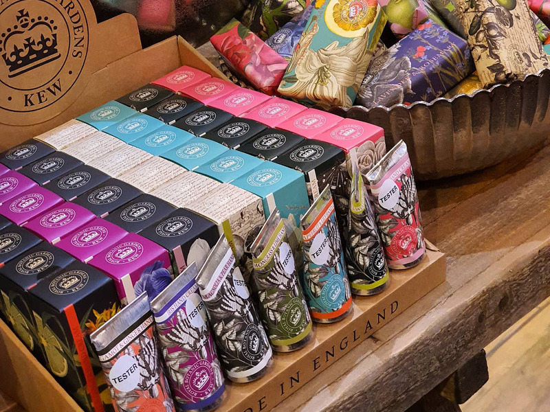 Kew Garden Hand Creams Now Instore!