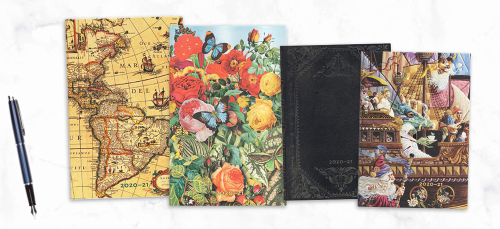 New 2021 Diaries Are Here From Paperblanks