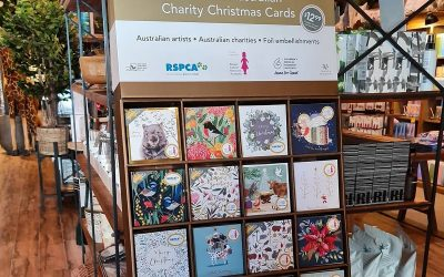 Our Charity Christmas Cards Have Arrived!