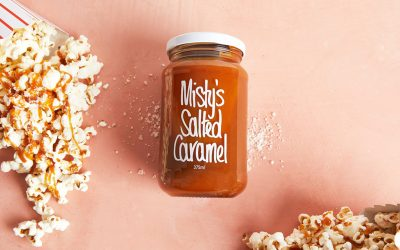 Add Some Sweetness With Misty's Salted Caramel