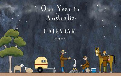 We're Back Open & Calendars Are Back In Stock